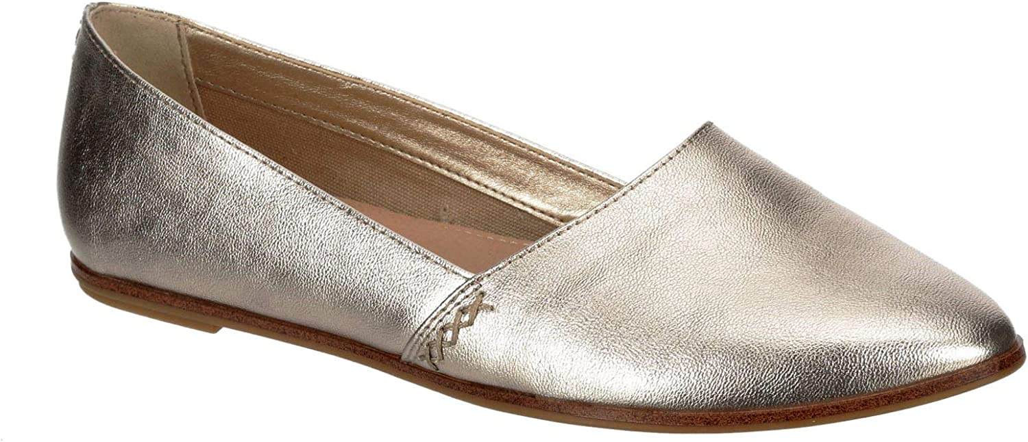 XAPPEAL Emalee Sale price - Women's Pointed Slip Flat Toe unisex On