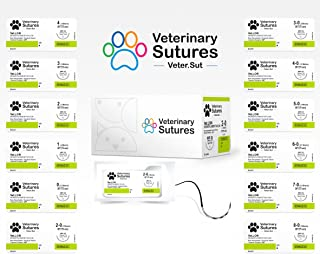 Best ethilon suture sizes Reviews