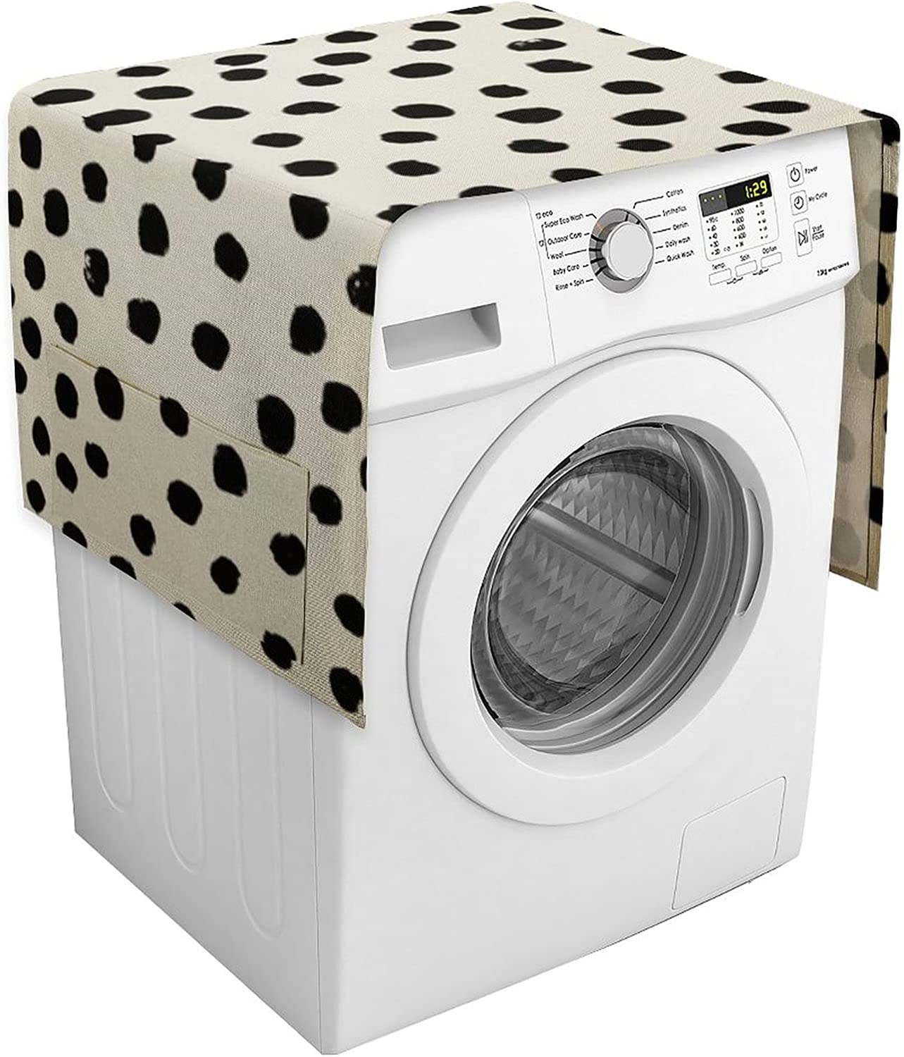 Multi-Purpose Washing Machine Covers Washer Appliance Protector Today's only Boston Mall