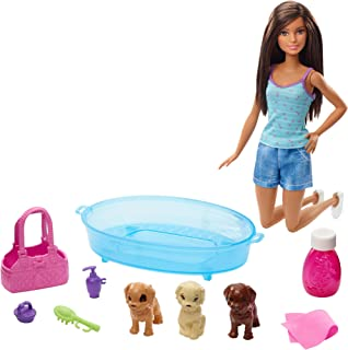 Mattel Barbie Pets and Accessories - Brunette