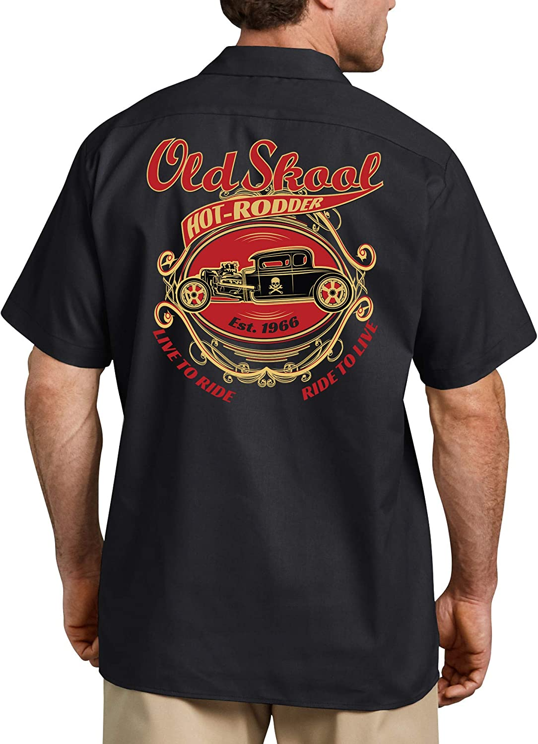 BASTARD HOT ROD MOTOR CLUB CUSTOMS Logo Sign Racing Patch Iron on Applique Embroidered T shirt Jacket BY SURAPAN