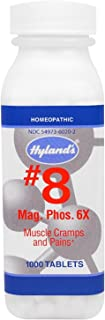 HYLANDS HOMEOPATHIC MAG PHOS 6X, 1000 TAB