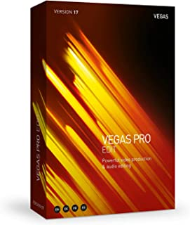 """VEGAS Pro 17 Edit – Professional video and audio editing"
