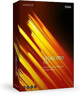 VEGAS Pro 17 Edit - Professional Video and Audio Editing