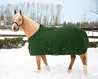 1200D Horse Turnout Blanket by Kensington — 180g Stable Horse Blanket Day Wear — 97% UV Protection, Pure Wool Insulation for Sub-Zero Weather— Waterproof and Tear-Free