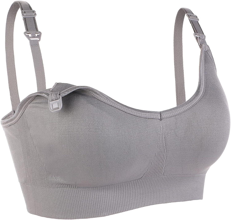 Bra for Women Maternity Feeding Nursing Pregnant Bra Lace Underwear Comfort Cotton Bralette Lingerie