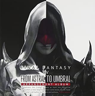 Game Music - From Astral To Umbral Final Fantasy 14: Band & Piano Arrangement Album(Blu-Ray Audio) [Japan BD] SQEX-20017