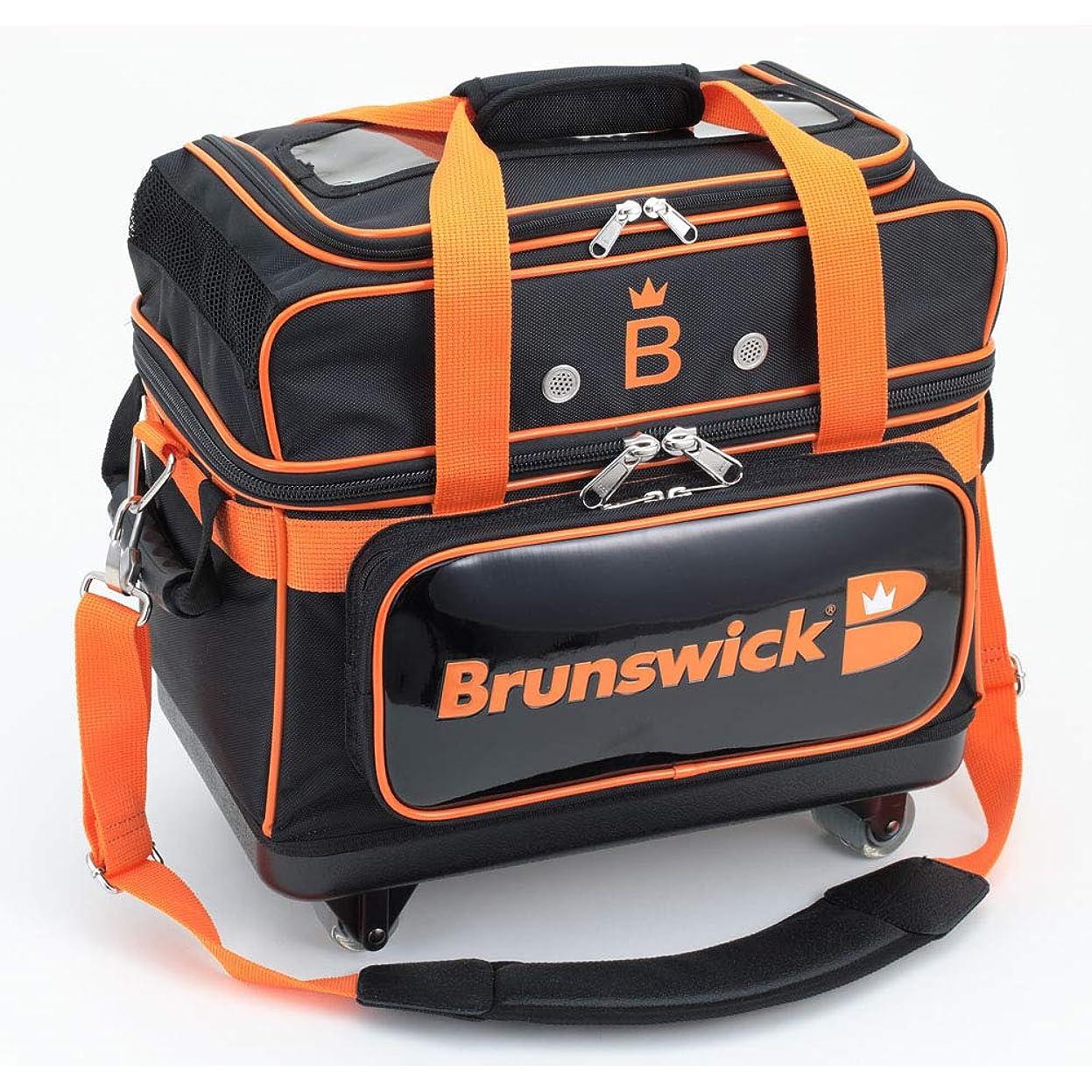 同化する重要最大化するBrunswick Bisou(ビズ) Dローラー ブランズウィック ボウリング バッグ 2個入 ボウリング用品 ボーリング グッズ