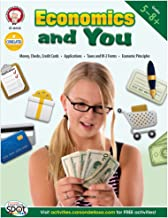 Mark Twain Media | Economics and You Resource Workbook | 5th–8th Grade, 64pgs