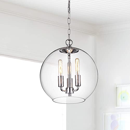 Clear Globe Pendant Light Amazoncom