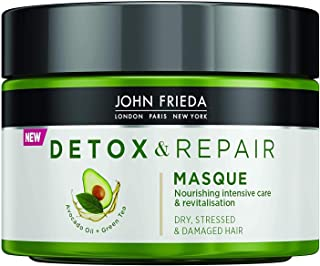 John Frieda Detox and Repair Masque for Dry, Stressed and Damaged Hair 250 ml