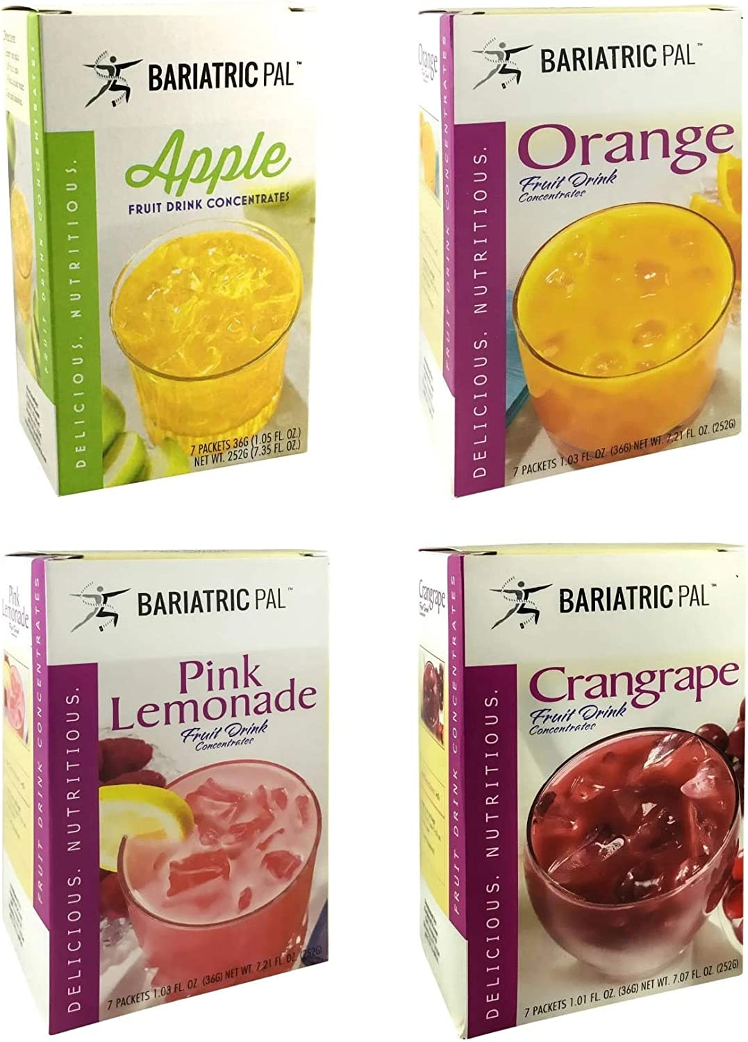 BariatricPal Ranking TOP9 Fruit Drink OFFer 15g Protein Jumbo Concentrate Variety -