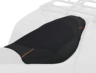 غطاء مقعد سيارة كوادجير ديلوكس من كلاسيك أكسيسوريز، أسود