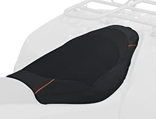 Classic Accessories QuadGear Deluxe ATV Seat Cover, Black