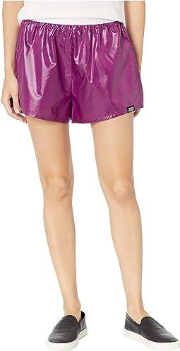 Juicy Logo Nylon Shorts