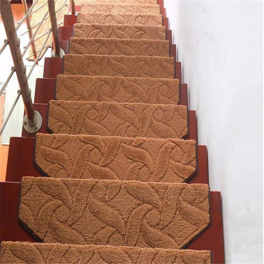 Zhengowen Alfombra Hermosas escaleras de diseño Floral Escaleras de escalones Antideslizantes Escalera Antideslizante para Exteriores para Srairs Las alfombras de área para Sala de Estar: Amazon.es: Hogar