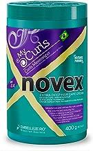 Novex My Curls Memorizer Deep Conditioning Hair Mask Cream Treatment 14oz | Creme de Tratamento para Cabelos Cacheados 400g