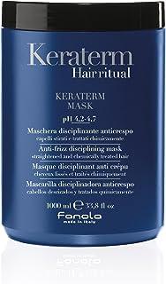 Fanola Keraterm Anti-frizz Disciplining Mask, 33.79 Ounce