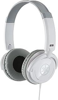 ヤマハ YAMAHA ヘッドホン ホワイト HPH-100WH 迫力あるサウンドとリッチな音色 長時間の使用でも疲れにくい快適な装着感を実現 変換ステレオプラグ付属