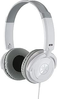 雅马哈 rh1?°C 贴耳黑色, 便携式耳机 白色 100
