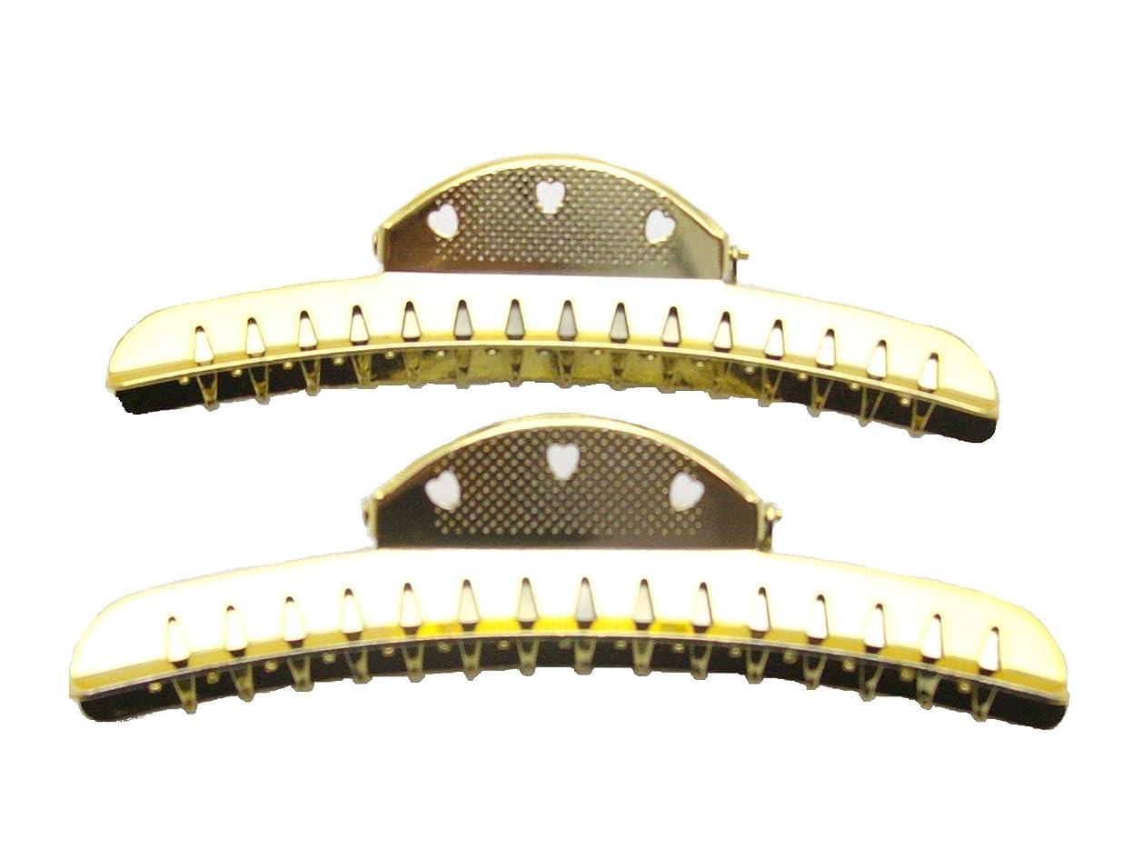 ネクタイマリン義務バンス 美容メタリックカラー L 2個セット*ゴールド