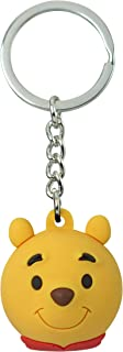 Disney 22354 Winnie The Pooh Deluxe Icon Ball Key Ring, Multicolor
