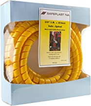 Pre-Cut Spiral Wrap Hose Protector, 1.0