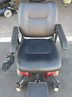 Invacare - Pronto M41 - Semi-Recline Power Wheelchair - 18