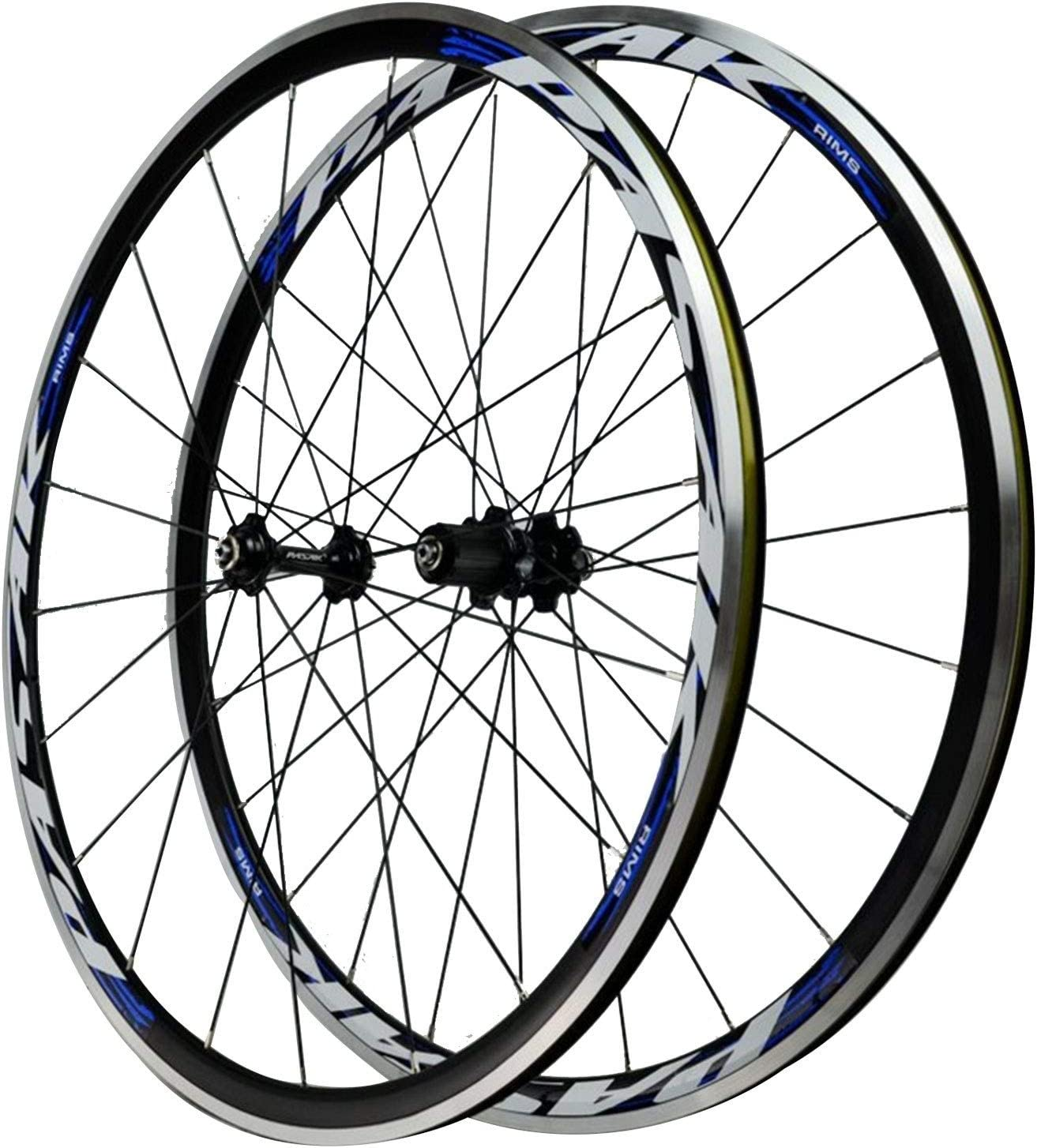 Import CHICTI 700C Bicycle Wheelset Double Wall Peilin Rim Bearin 4 MTB New arrival