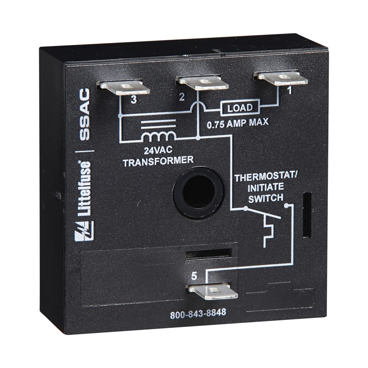 CT1S45 Time Delay Relay Limited time for free shipping 24VAC 0.75A Popular shop is the lowest price challenge SMD 1 mm 50.8x30.7x50.8