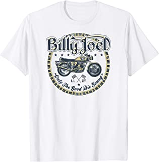 Billy Joel - Only The Good T-Shirt