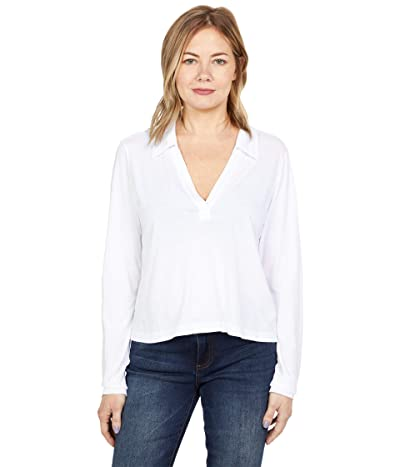 LAmade Candace Long Sleeve Pullover Henley