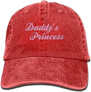 Baseball Cap Schirmm/ütze f/ür Kinder Rapunzel und Belle M/ädchen Disney Princess Kappe 100/% Baumwolle mit Klettverschluss Verstellbar