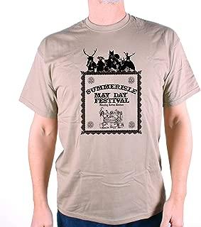 Old Skool Hooligans Summerisle Midsummer Festival T Shirt an Movie Inspired Original!