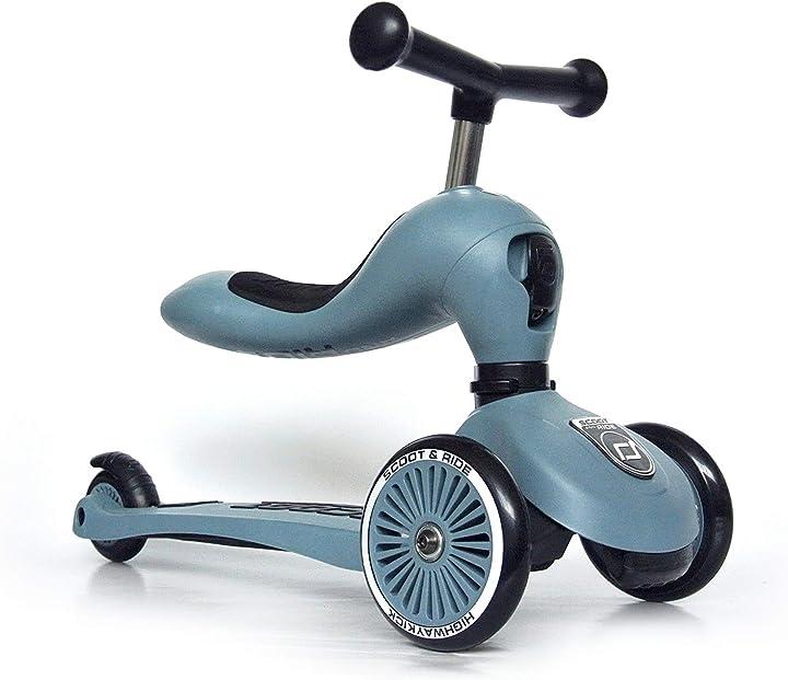 Scoot & ride 3418 – giocattoli di intrattenimento e apprendimento, unisex 96271