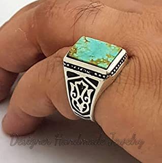 Best turquoise birthstone ring Reviews