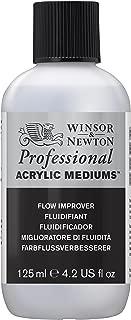 Winsor & Newton Flow Improver, Professional Acrylic Medium, 125ml