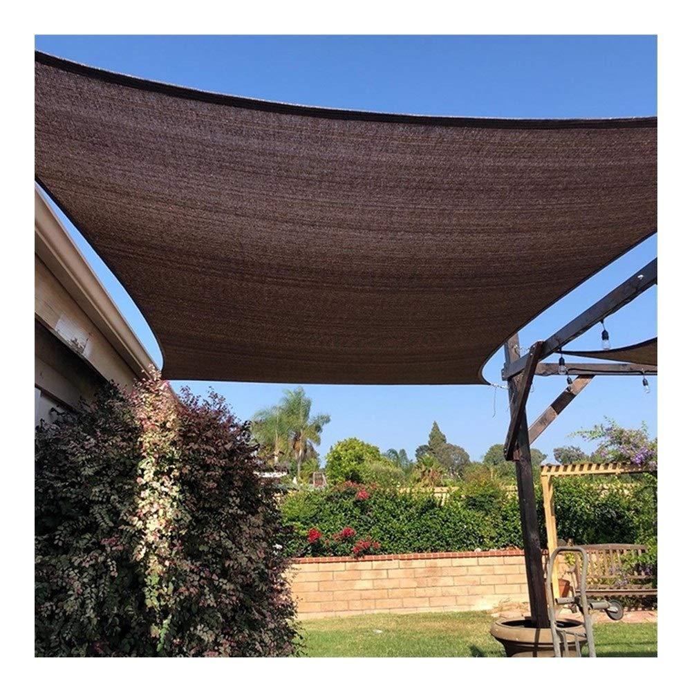 LSXIAO-Pantalla De Privacidad Pantalla De Privacidad Red De Privacidad De Jardines Impermeable Anti-UV Material De Intemperie Ojal De Cobre Cuerda Libre Toldo Terraza Exterior, 54 Medidas: Amazon.es: Hogar
