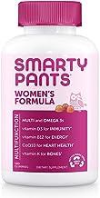 SmartyPants Women's Formula Gummy Multivitamins: Vitamin C, D3, and Zinc for Immunity, Biotin for Hair, Skin & Nails, Omeg...