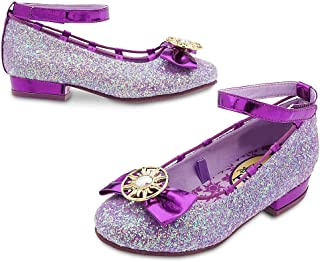 Rapunzel Costume Shoes for Kids - Tangled: The Series Purple