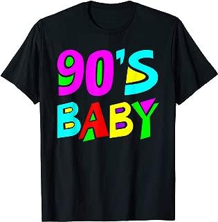 90s Baby T-Shirt 90'S Costume