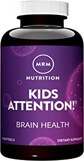 Attention!® Gels - Brain Formula for Children