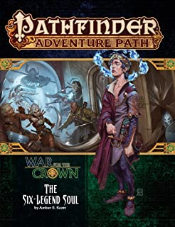Pathfinder War for the Crown #6 The Six-Legend Soul