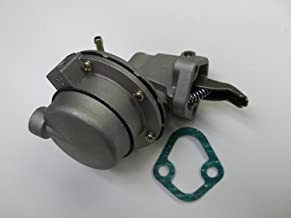 Private Label FUEL PUMP FOR MERCRUISER Mark V 454 502 7.4 8.2 REPLACES 818383T 861677T mounts to sea water pump