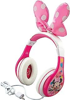 eKids - Minnie Bow-tique - Hoofdtelefoon met volumebegrenzer