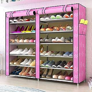 Cabinet de chaussures anti-poussière Porte-chaussures, chaussette d'oxford anti-poussière Oxford Chaussure d'organisateur ...