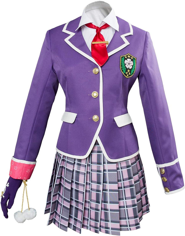 rotJade Dead or Alive 6 Honoka Outfit Cosplay Kostüm Damen M