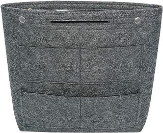 VANCORE Felt Tote Handbag Purse Pocketbook Organizer Insert Divider Shaper Bag in Bag