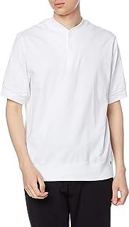 [アンティチポ] GRILLO (グリッロ) henry neck short sleeve smooth Tシャツ メンズ 211-U.004HS.SMOOTH