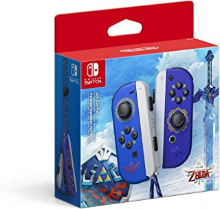 Joy-Con (set Izda/Dcha) edición The Legend of Zelda: Skyward Sword